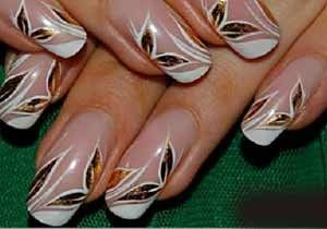 Розпис на нігтях