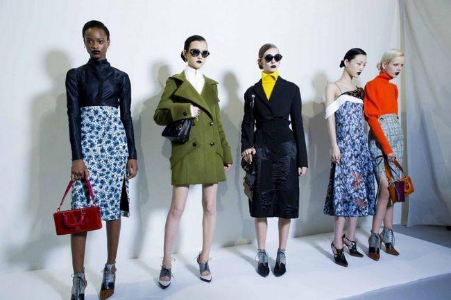 Тенденції моди осінь 2017
