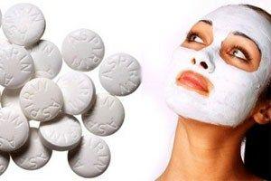 Топ-3 масок від прищів з аспірином в домашніх умовах