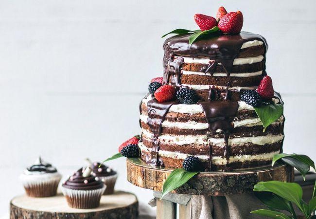 Торт для чоловіка на день народження