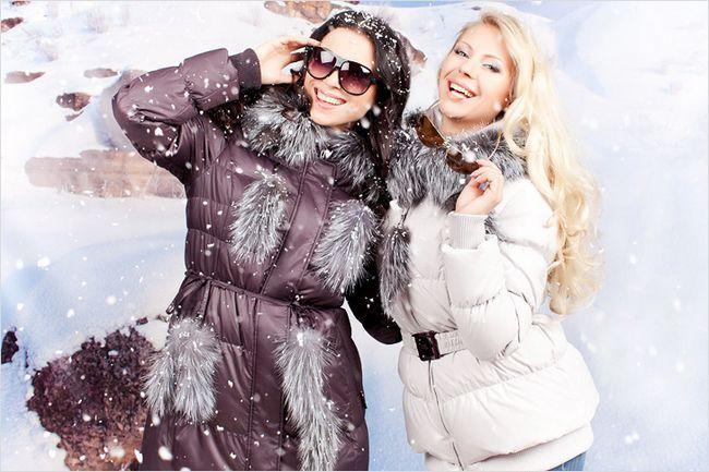 Вулична мода зима 2016-2017