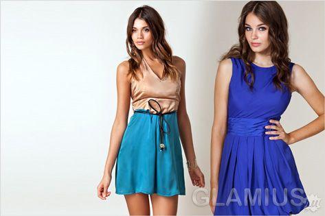 Весняні сукні 2012