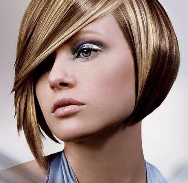 Види мелірування волосся