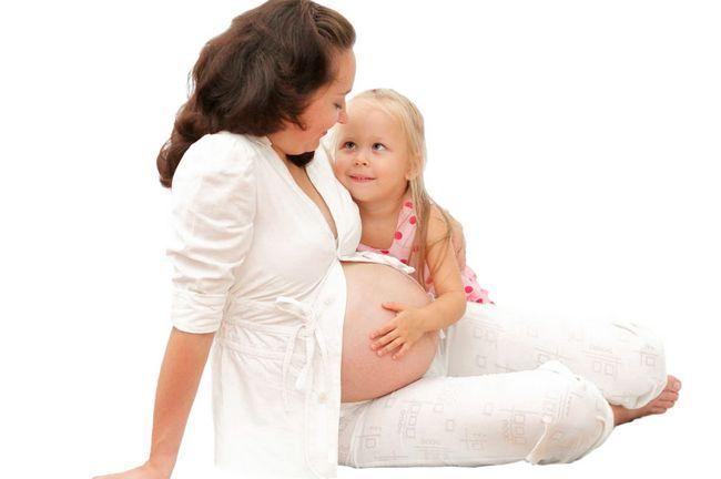 Друга вагітність і пологи особливості