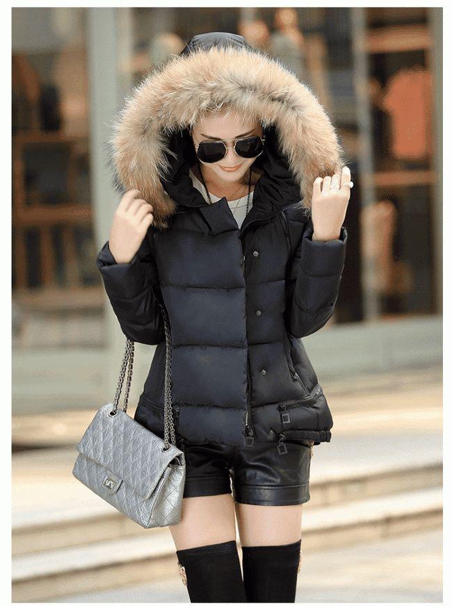 Жіночі пуховики на аліекспресс російською - зима 2016 - 2017: мода. Модні жіночі пуховики в інтернет магазині аліекспресс довгі, короткі, з хутром, капюшоном, на повних і вагітних